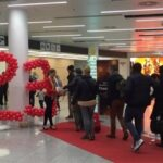 Аэропорт Брюсселя подводит итоги еще одного рекордного года