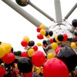 Атомиум отмечает 10 лет с момента реконструкции