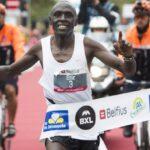 Победителем Брюссельского марафона стал кениец Эрик Керинг