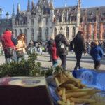 В Брюгге будет открыт первый в Бельгии фаст-фуд Burger King