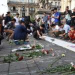 Брюссель почтил память жертв атак в Лондоне и Кабуле