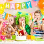 Места для празднования детских дней рождений в Брюсселе