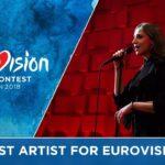 Кандидат на Евровидение от Бельгии
