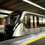 Поезда метро в Брюсселе будут в серебристо-черной цветовой гамме