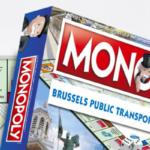 Транспортная версия монополии от Брюссельского оператора STIB