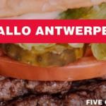 Бургерная сеть «Пять парней» откроет первый ресторан в Бельгии