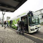 В Брюсселе появятся новые гибридные автобусы