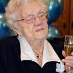 Старейшей жительнице Брюсселя исполняется 110 лет