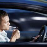 Запрет на курение в автомобилях с детьми