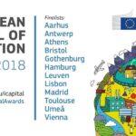 Левен и Антверпен могут стать европейской столицей инноваций