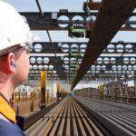Железнодорожная сеть Бельгии будет модернизирована с помощью британской фирмы «British Steel»