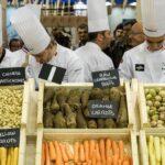 Бельгийские повара вошли в топ-10 на кулинарной Олимпиаде