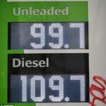 Цены на топливо в Бельгии достигли шестилетнего минимума
