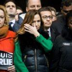 Журналисты в Брюсселе почтили память жертв расстрела в Charlie Hebdo