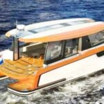 Яхта DutchCatTwelve будет выпущена с тремя вариантами двигателей