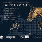 Звёзды конкурса Longines Global Champions Tour перемещаются в Антверпен