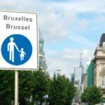 Центр Брюсселя станет пешеходным летом 2015