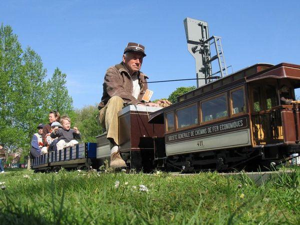 Little-Steam-Train