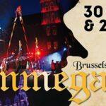 Фольклорный праздник Ommegang в Брюсселе