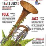 Фолк и джаз фестиваль Brosella
