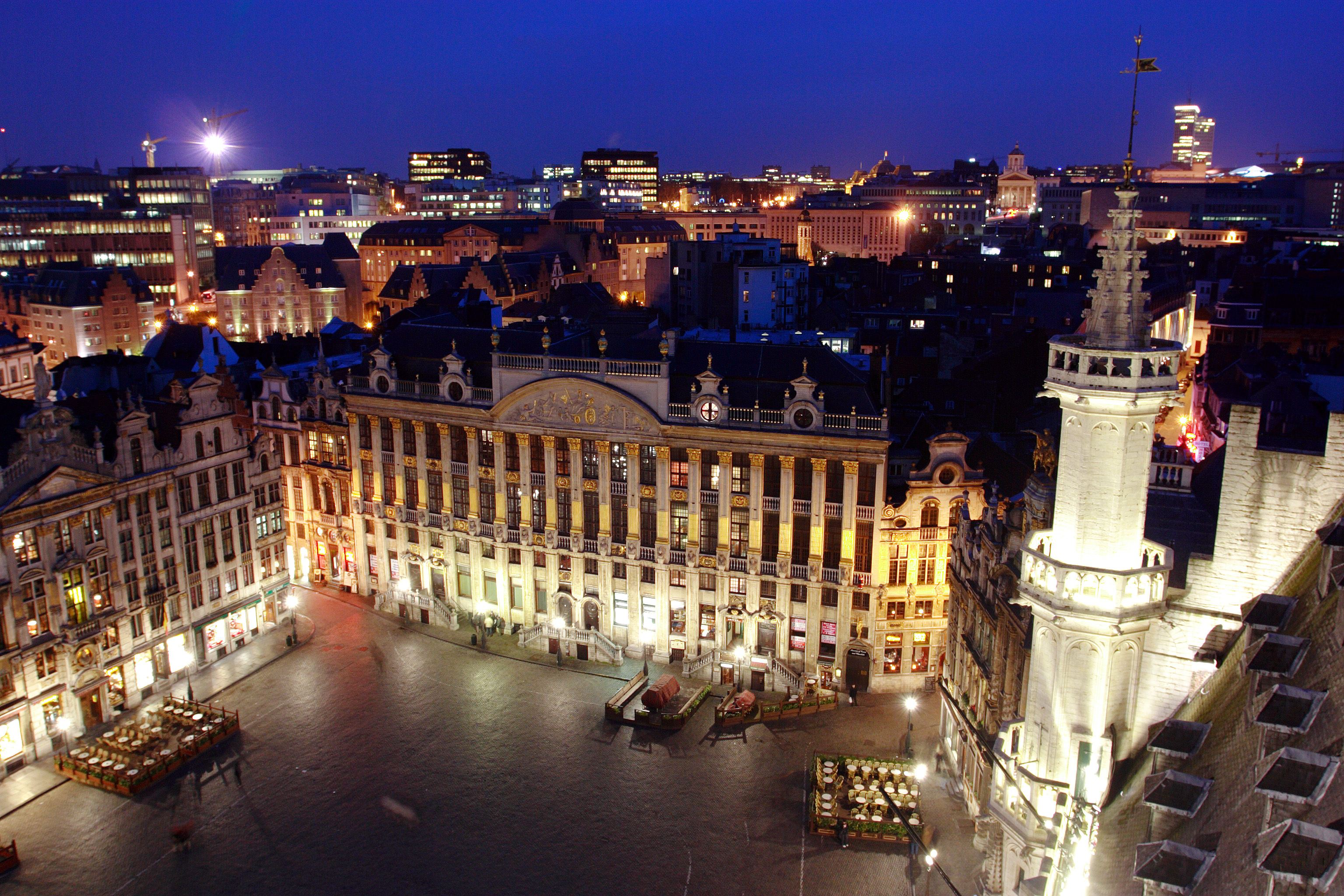 Brussels-Tourism