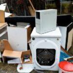 Брюссель собирает крупногабаритные отходы в октябре 2015 года
