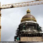 Реконструкция Брюссельского Дворца Юстиции будет начата в 2018 году