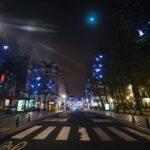 Магазины и улицы Брюсселя уже сверкают волшебными Рождественскими огнями
