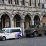 Брюссельские школы и метро вернутся к нормальному режиму работы в среду