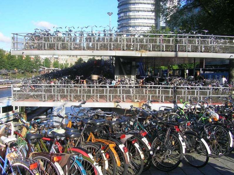 Bicycle-parking