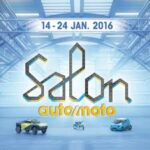 Вчера в Брюсселе стартовало грандиозное мотор-шоу 2016 в Brussels Expo (Heysel)