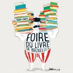 Книжная Ярмарка 2016 (Foire du livre 2016)