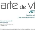 Групповая выставка художников Брюсселя – Carte de Visite ARTopenKUNST