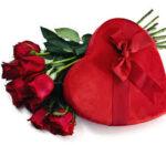 Очень романтичный день Святого Валентина в Брюсселе