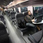 Wi-Fi появится в бельгийских поездах к 2019