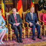 Президент Германии посетил Брюссель
