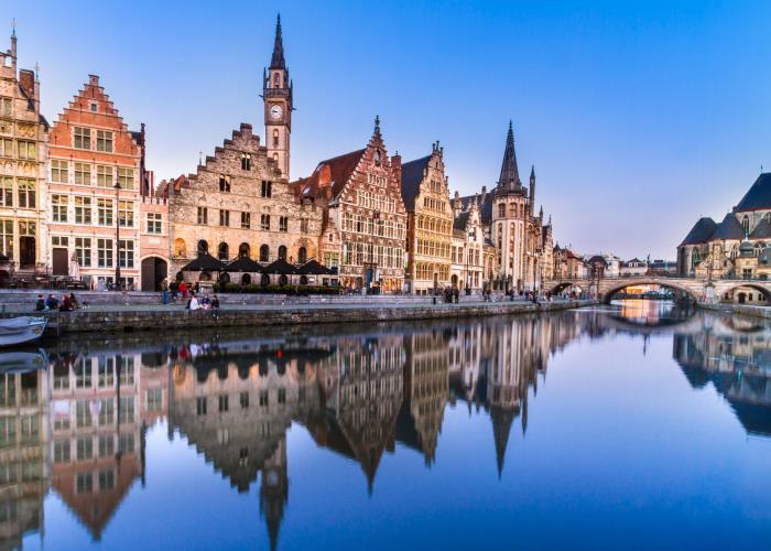 Channel-Belgium