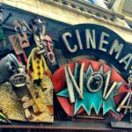 Брюссель для любителей кино