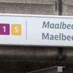 Cтанция метро Maelbeek возобновит свою работу в понедельник, там появится мемориальная стена