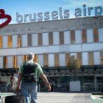 Зал вылетов Аэропорта Брюсселя частично вновь открывается для пострадавших и сотрудников
