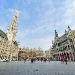 Площадь Grand Place признана одной из самых красивых достопримечательностей мира