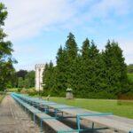 Национальный ботанический сад может похвастаться самым длинным в мире столом для пикника