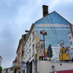 Прогулки с гидом в Брюсселе (начало сентября)