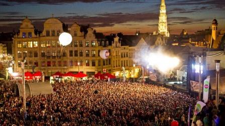 Brussels-Summer-Festival