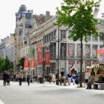 Антверпен закрывает для проезда свою главную торговую улицу после атак в Ницце