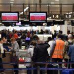 Самые оживленные выходные в истории аэропорта Брюсселя