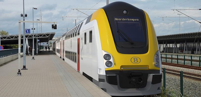Train-belgium