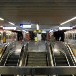Правительство Брюсселя собирается инвестировать значительные средства в обновление метро, повышения уровня его безопасности