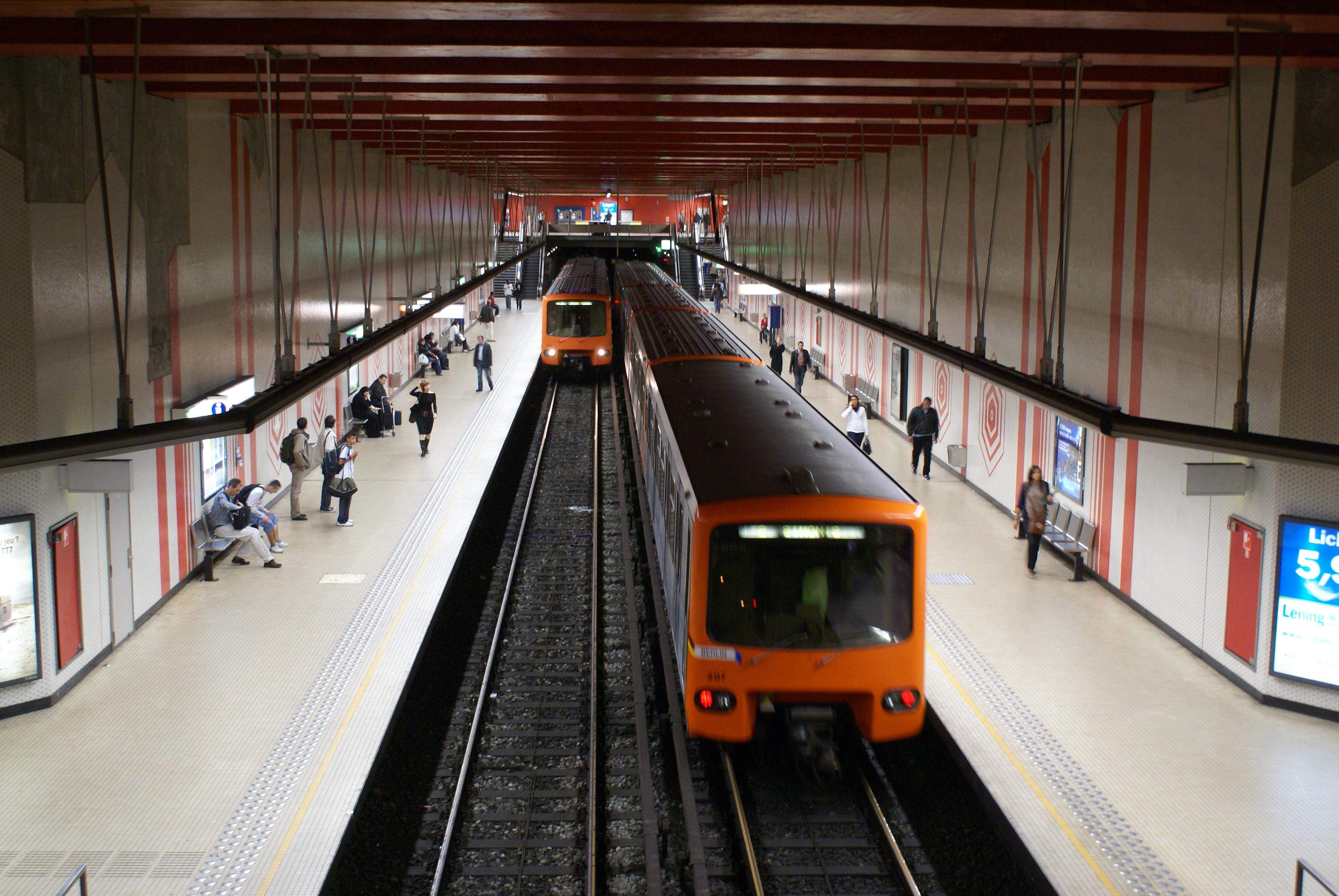 Brussels-Metro