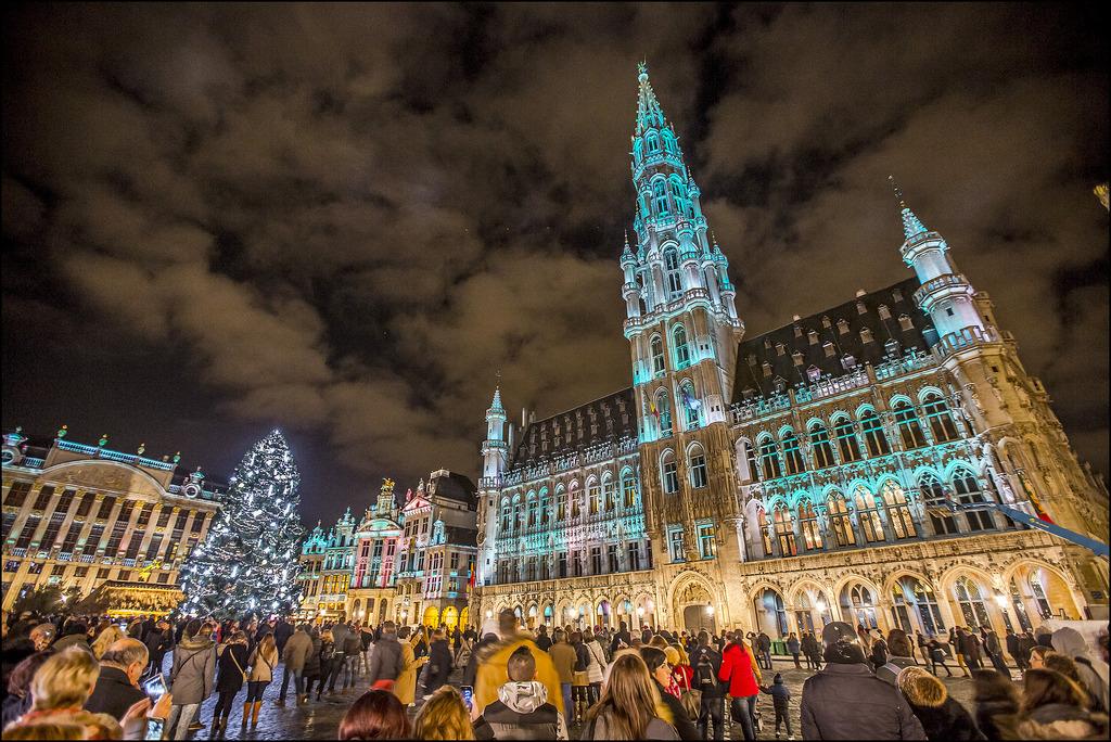 Weekend-Brussels